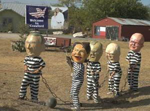 The Bush Regime Chain Gang