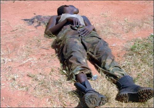 militär von somalia