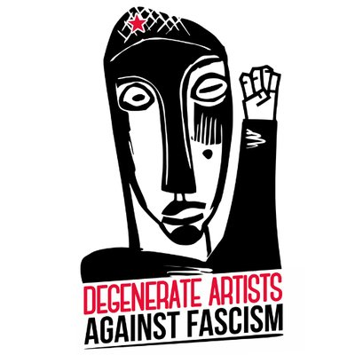 Degenerate Artists Against Fascism